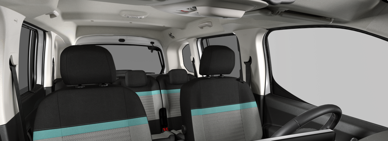 CITROEN BERLINGO M 100 SHINE INTERIOR 2